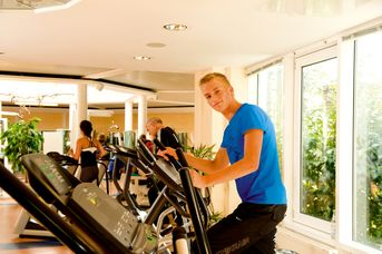 Fitness-Center Nordseetherme Bensersiel