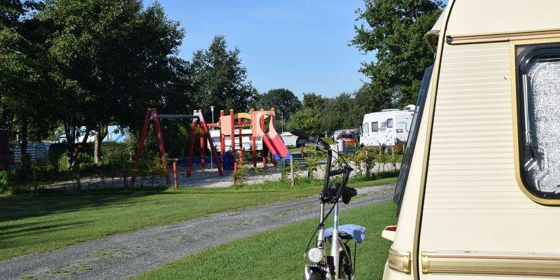 Angebot für Familien – Camping
