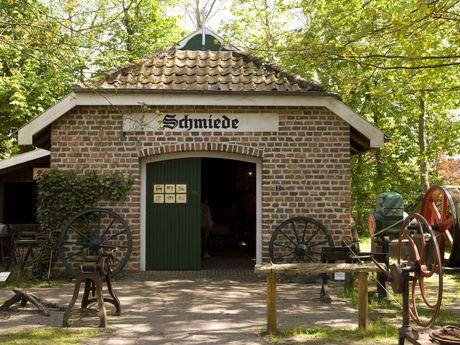 Außenansicht vom Dörpmuseum in Südbrookmerland