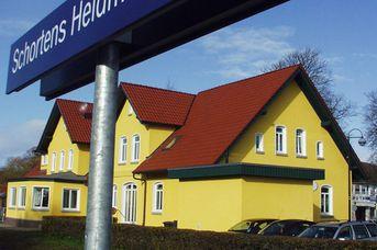 Bahnhof Schortens