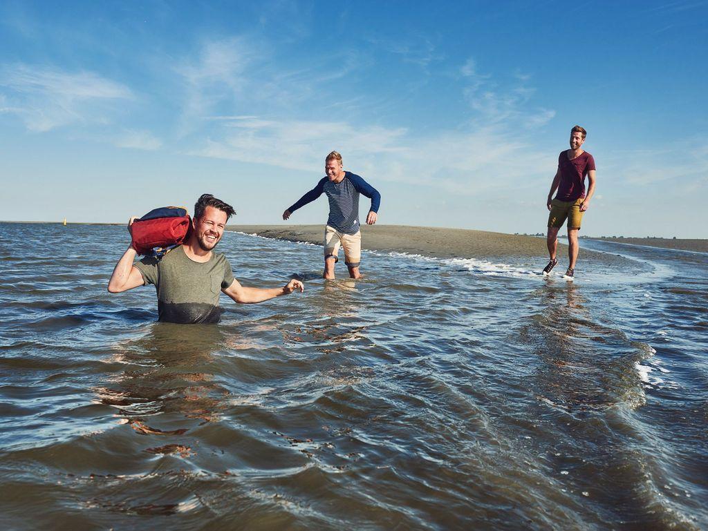 Verknüpfung nachhaltiger Erlebnisformen mit dem Wattenmeer