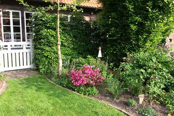 Privatgarten und Töpferei Hobbiebrunken