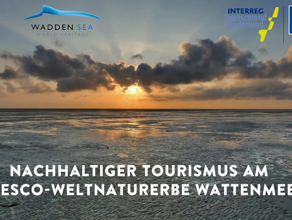 Nachhaltiger Tourismus am UNESCO-Weltnaturerbe Wattenmeer