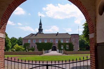 Heiraten im Schlosspark Lütetsburg