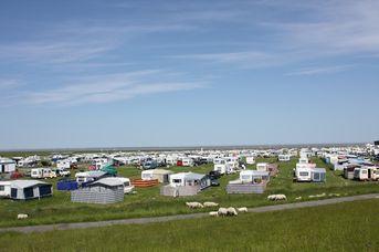 Campingplatz und Wohnmobilstellplatz Harlesiel