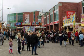 Straßenfest in Ostrhauderfehn