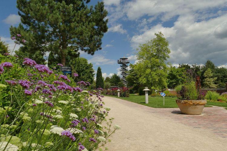 Der Park der Gärten