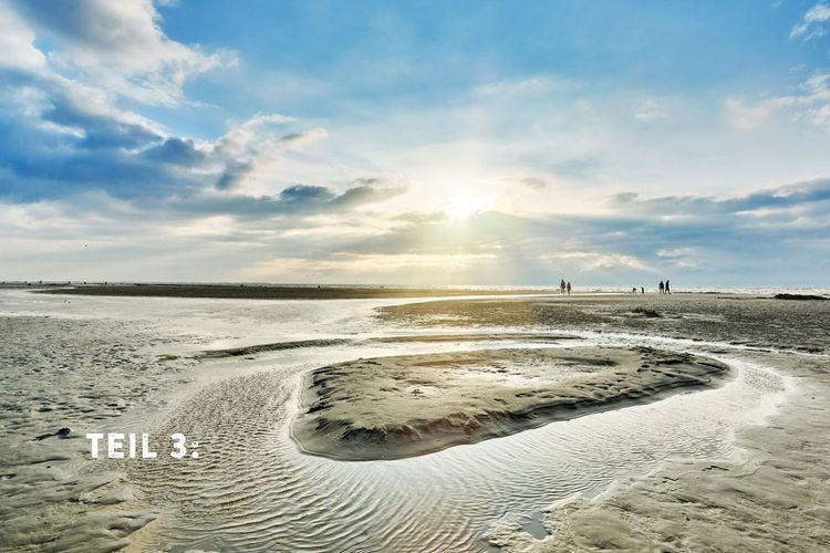 Teil 3: Irgendwas mit Wattenmeer