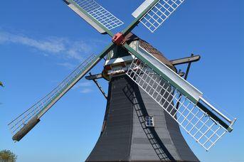Tjaden-Mühle in Südcoldinne