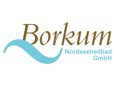 Logo Borkum Nordseeheilbad GmbH