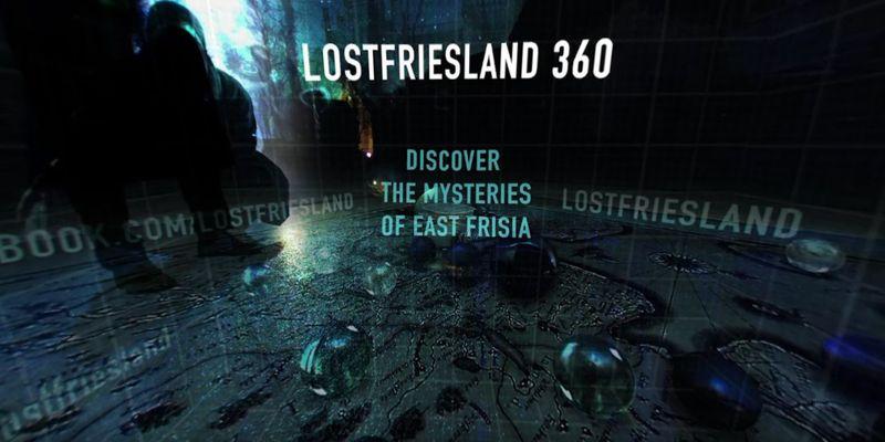 Ein Blick in die Lostfriesland 360 App