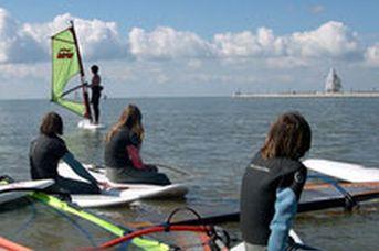 """Segelschule """"Windsurfing Juist"""""""