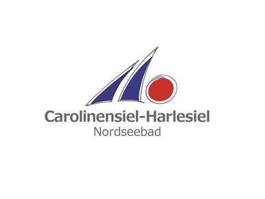 Grafik vom Logo von Carolinensiel-Harlesiel Nordseeheilbad