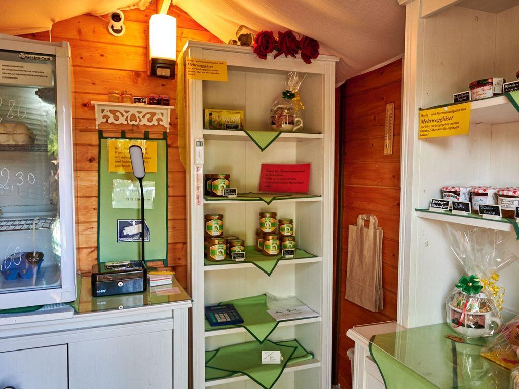 Regionale Produkte im Hofladen in Bad Zwischenahn