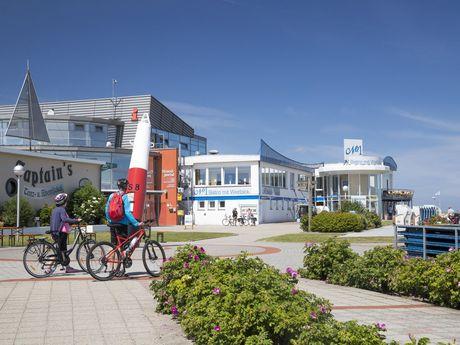 Strandportal Esens-Bensersiel
