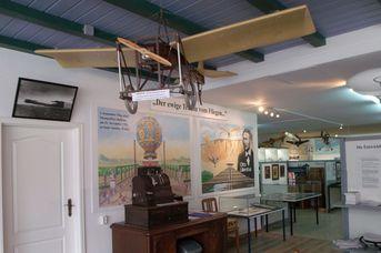 Robert von Zeppelin- und Fliegermuseum