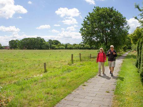 Wanderkarte Watten-Route online lesen