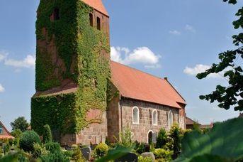 Hörstation St. Johannes-Kirche Wiefelstede