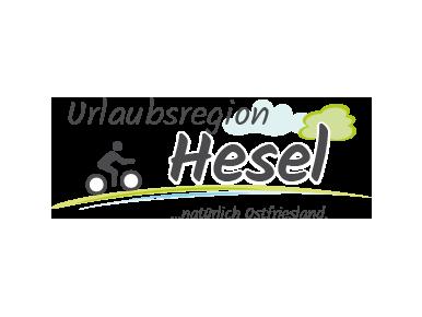 Grafik des Logos von Hesel