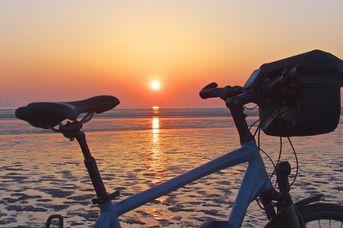 Fahrradverleih - IDAT Touristik Dornum