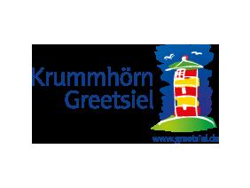 Grafik des Logos von Krummhörn-Greetsiel