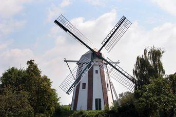 Wallholländer-Mühle Westerscheps