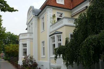 """Gemeindebücherei """"Villa Wächter"""""""