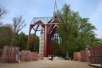 Turm an der Klosterstätte Ihlow