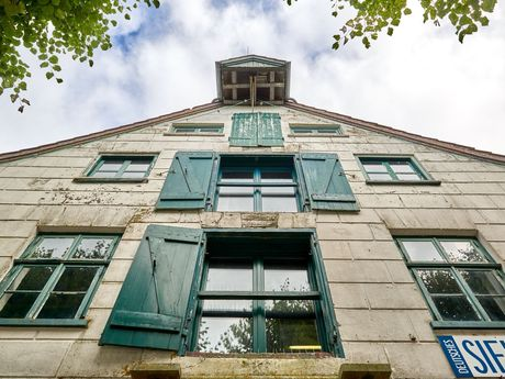 Deutsches Sielhafenmuseum in Carolinensiel
