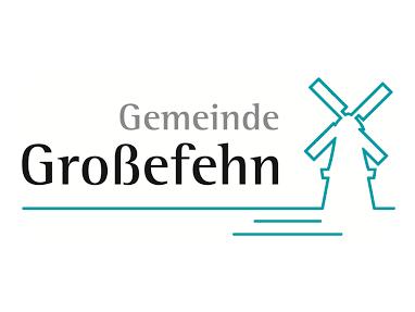 Grafik vom Logo der Gemeinde Grossefehn