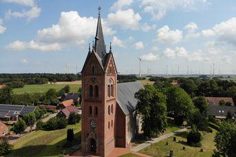 Bonifatiuskirche in Arle