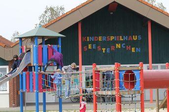 Kinderspielhaus Seesternchen