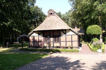 """Freilichtmuseum """"Tollhus up'n Wurnbarg"""""""