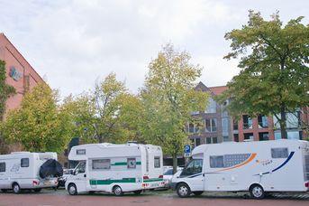 """Reisemobilstellplatz Leer """"Große Bleiche"""""""