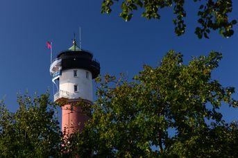 Alter Leuchtturm Wangerooge
