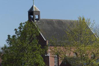 Kirche Campen Alt-ref.