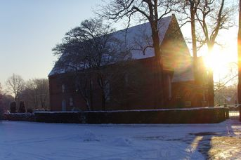 Ev. - luth. St. Jürgen Kirche Holtrop