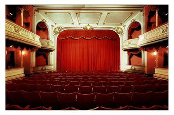 Kino im historischen Kurtheater