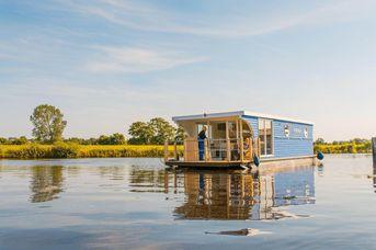 Hausboot Urlaub Ostfriesland