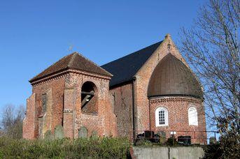 Petrikirche in Westeraccum