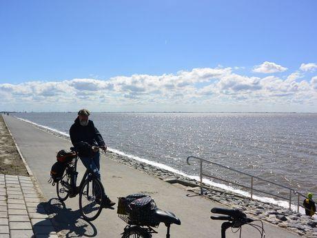 Rund um den Dollart am Weltnaturerbe Wattenmeer