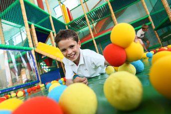 Kinderspielhaus Sockenland