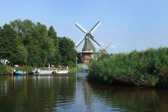 Bootsverleih und Kanal-Taxi