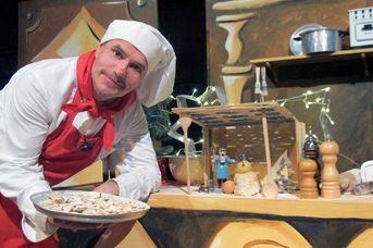 """Kindertheater """"Die Weihnachtsbäckerei"""" mit Theater Tom Teuer"""