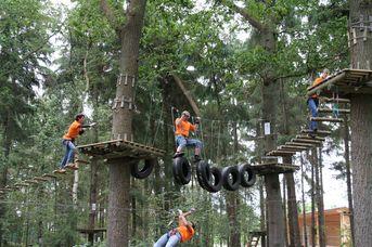 Kletterwald - Buhl Activity Park
