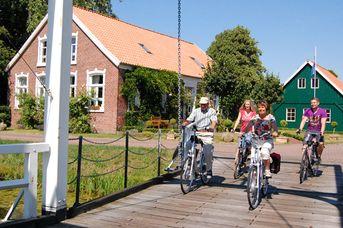 Friesenroute Rad up Pad - Sternfahrten