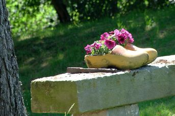 Garten hinter´m Deich