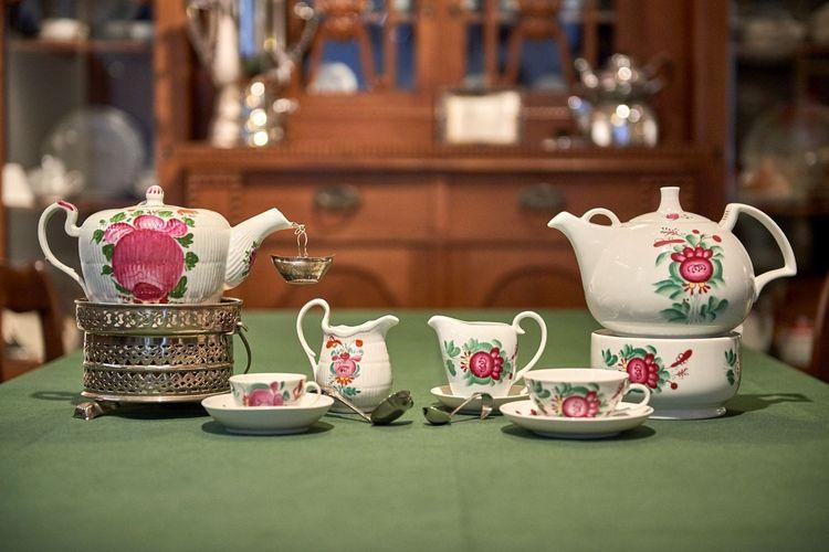 Tee - Nationalgetränk der Ostfriesen
