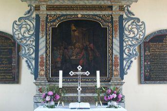 St.-Florian-Kirche Burhafe