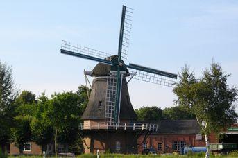 Galerieholländer Mühle Bertha
